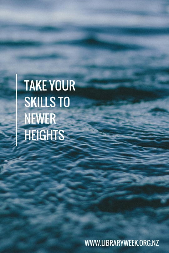 Take Your Skills to Newer Heights